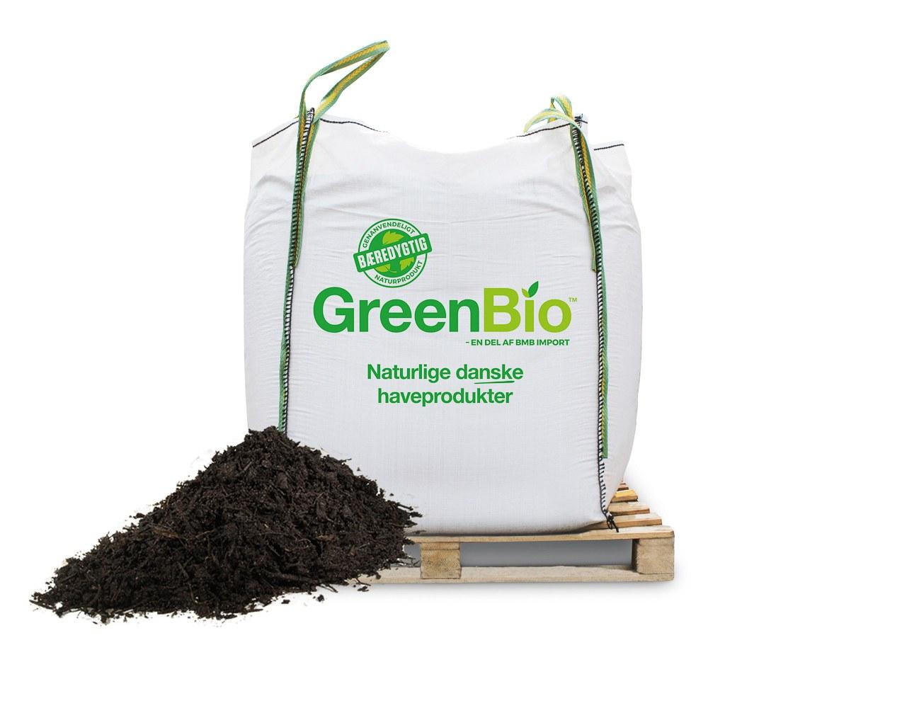GreenBio Jordforbedring Vækst