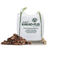 Kakao-flis - bigbag á 1000 liter