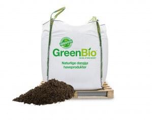 GreenBio Krydderurtemuld til økologisk dyrkning
